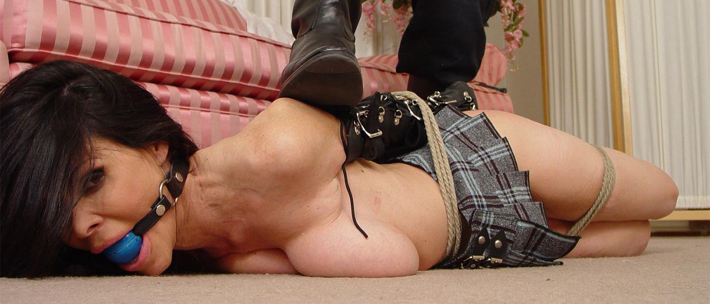 Bondage real slave